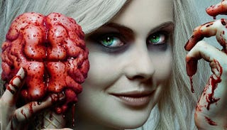 Illustration for article titled iZombie Is So Good It Makes Us Mad At Other TV Shows