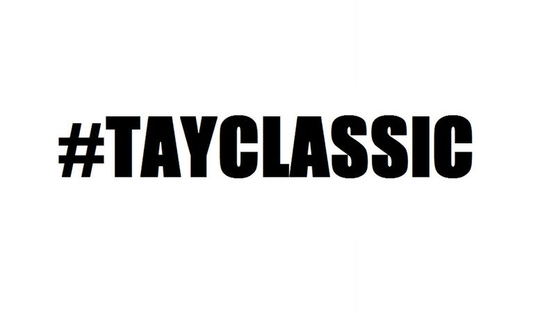 Illustration for article titled Introducing #TAYCLASSIC