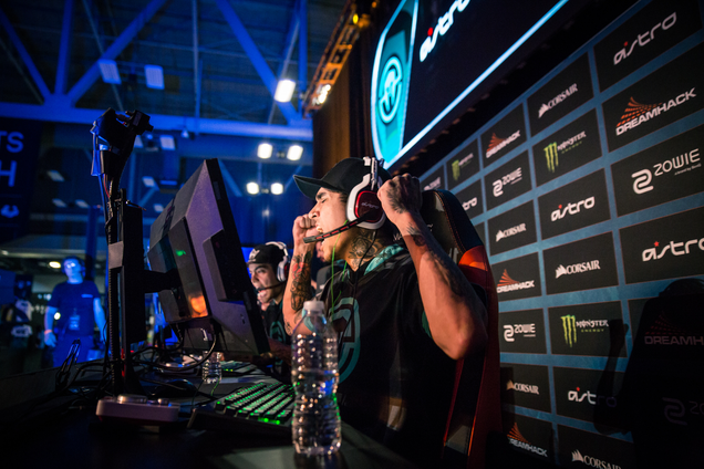 The Weekend In Esports: Dota 2, DreamHack Austin, And Splatoon