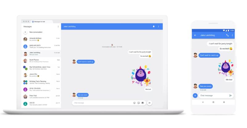 Illustration for article titled Chat es la nueva app de mensajería de Google para Android con la que quieren combatir a WhatsApp