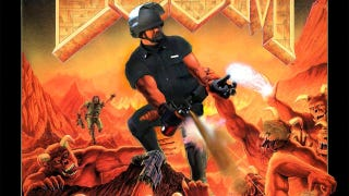 Illustration for article titled Pepper Spray Cop Could Have Been on the Cover of DOOM