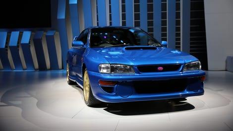 The 2020 Subaru WRX STI S209 Isn't Technically Built By Subaru