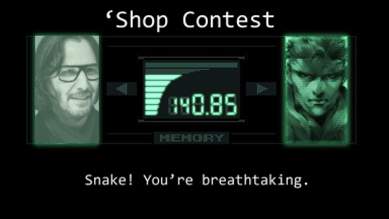 QnA VBage 'Shop Contest: Keanu Reeves