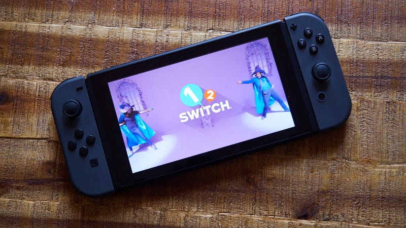 Old Apple Security Flaws Mean the Nintendo Switch Is One