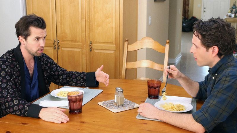 Rob McElhenney, Glenn Howerton (FXX)