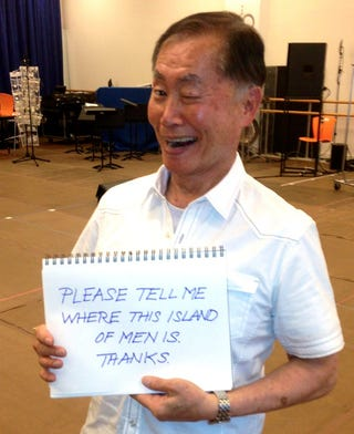 "Illustration for article titled George Takei Responds to ""Traditional Marriage"" Fans"