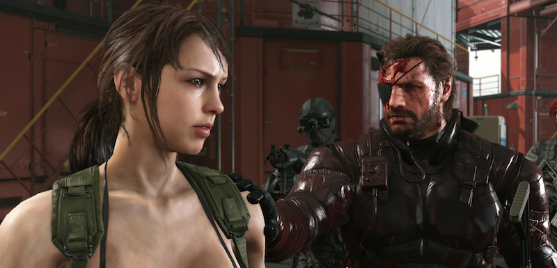 Metal Gear Solid HD stiže na PS4 konzolu