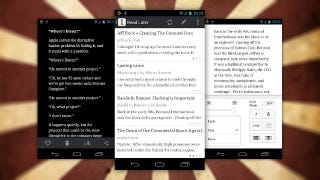 Illustration for article titled Official Instapaper for Android App Now Available
