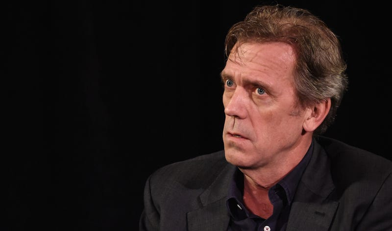 Illustration for article titled Hugh Laurie, Like All Of Us, Is Aging