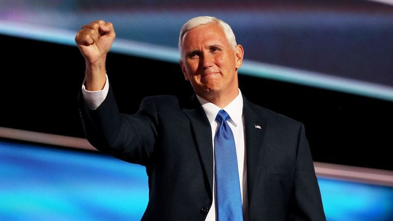 Mike Pence (Photo: John Moore/Getty Images)