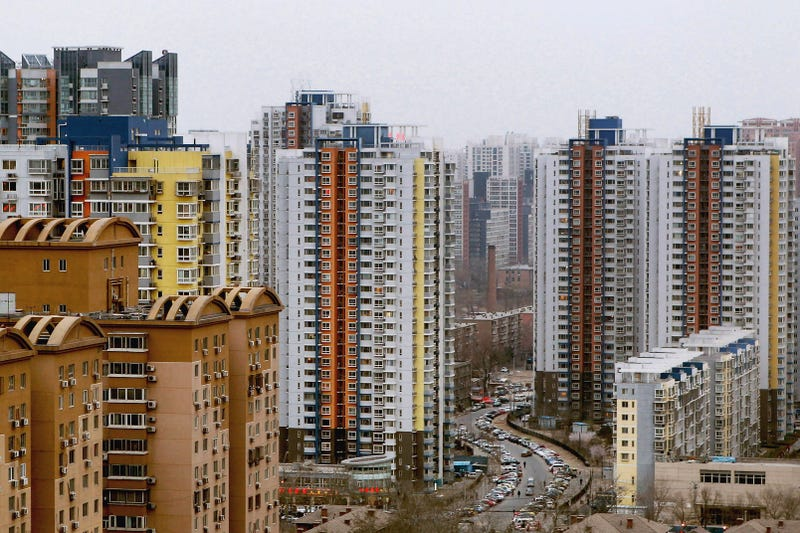 Elaborate Chinese Real Estate Scam Traps Owners In Illegal