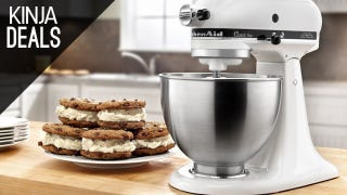 Illustration for article titled KitchenAid Under $200, House of Cards Book Trilogy, and More Deals