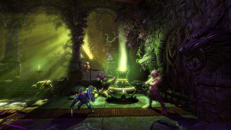Illustration for article titled Trine 2 will Feature Cross-Platform Multiplayer for PC and Mac