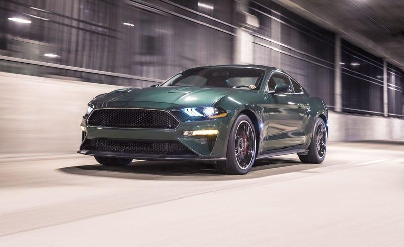 Illustration for article titled The 2019 Mustang Bullitt starts at $47,590