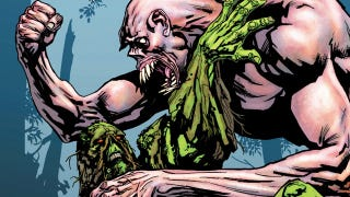 Illustration for article titled Read a sneak preview of the next issue of Swamp Thing