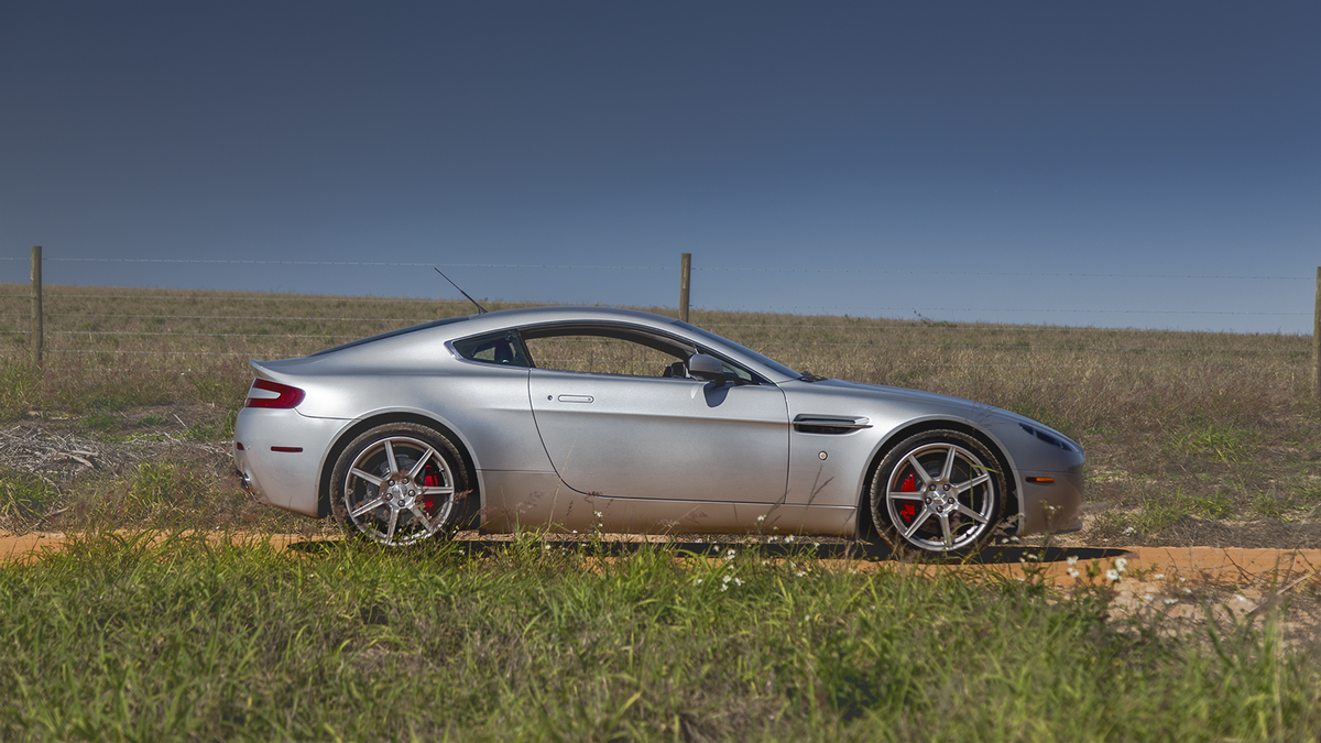The Aston Martin V8 Vantage Is The Best Used Exotic Car Value In The ...