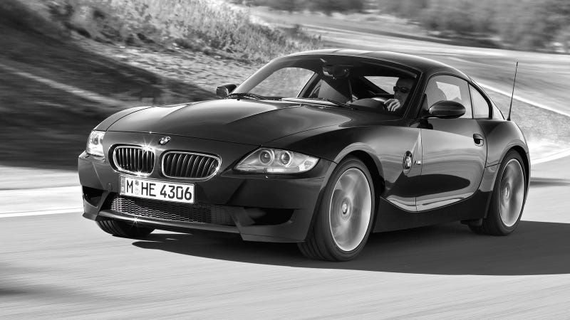 All photos credit BMW, which posted these in black and white for some reason.