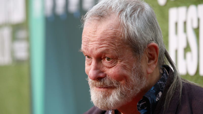 Illustration for article titled Terry Gilliam says he's cool with critics who give his Don Quixote movie bad reviews