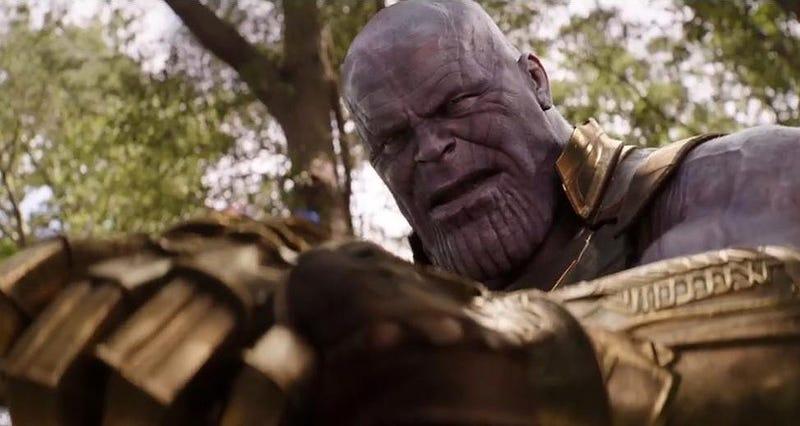 Illustration for article titled Esta interesante teoría sobre Avengers: Endgame sugiere que todo lo que vimos en Infinity War es mentira