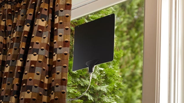Your Favorite HDTV Antenna Is Down to $30