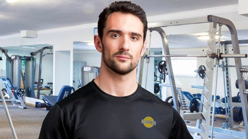 Illustration for article titled Personal Trainer Impressed By Man's Improved Excuses