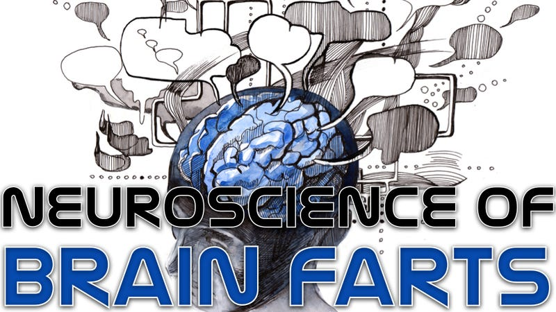Illustration for article titled Why we have brain farts, and what scientists are doing to stop them