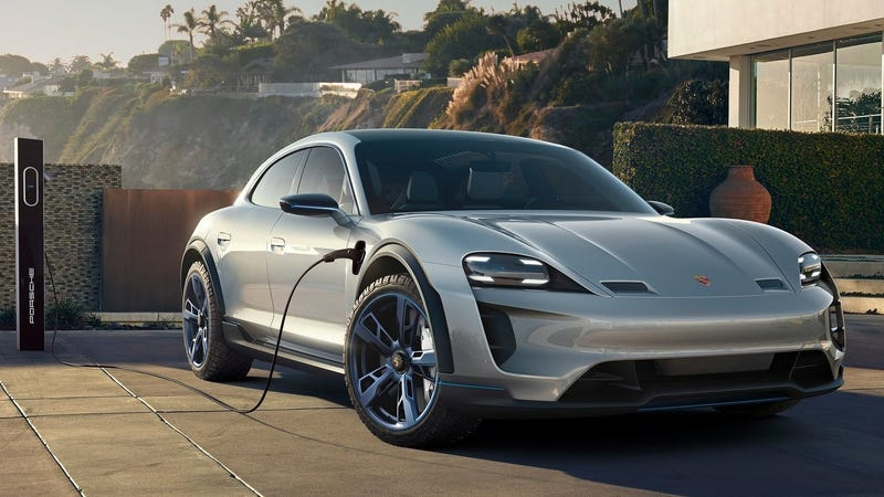 Illustration for article titled Porsche Will Launch 500 Electric Charging Stations Across The U.S. By The End Of 2019