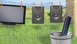 Illustration for article titled 13 Spring Cleaning Tips for Your Home Theater