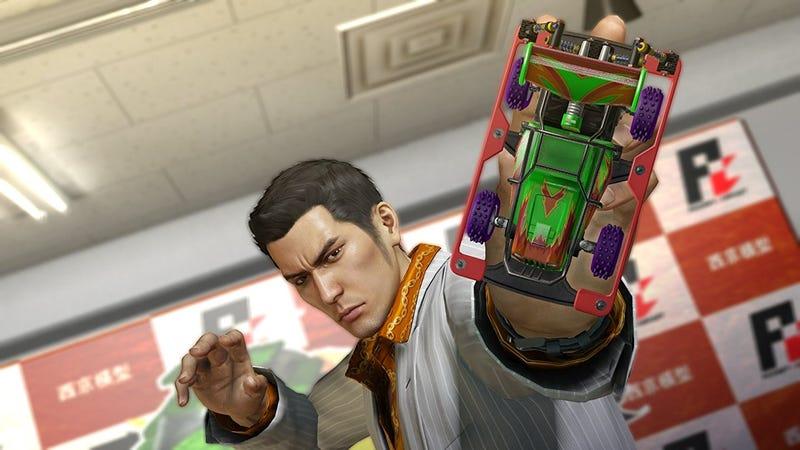Yakuza 0, $40