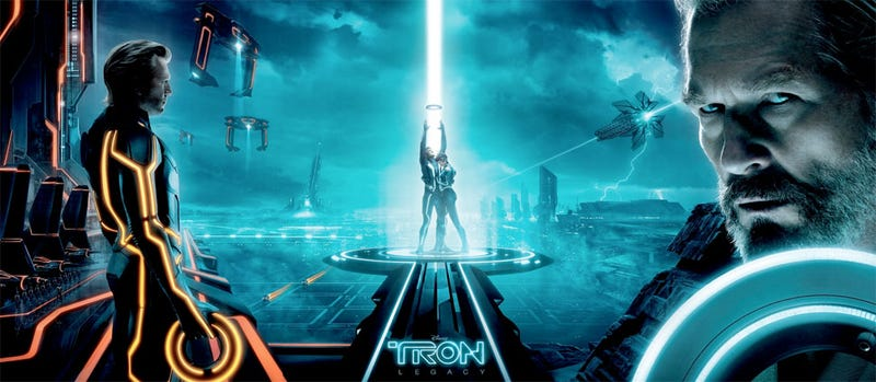 Illustration for article titled Review: Tron: Legacy Is Cool But Runs Cold
