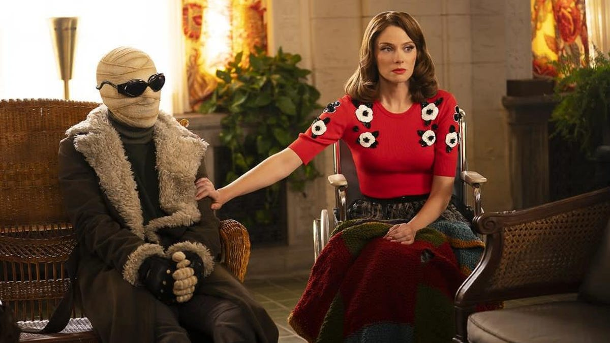 The wildest thing about Doom Patrol is how it carries on the work of Norman Lear