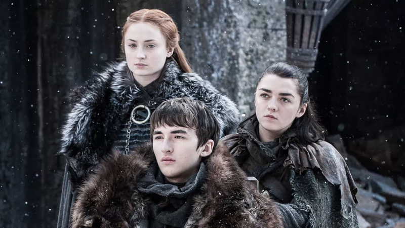 The Starks, collected.