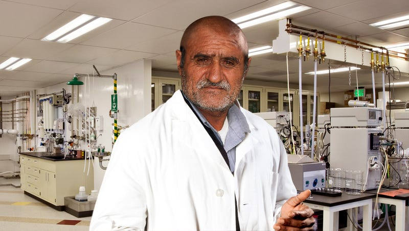 Illustration for article titled Iranian Scientist Annoyed He Has To Go Back To Shitty Old Job Building Nuclear Weapons