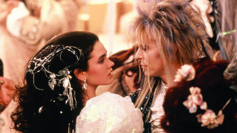 A particularly glamorous moment from Labyrinth