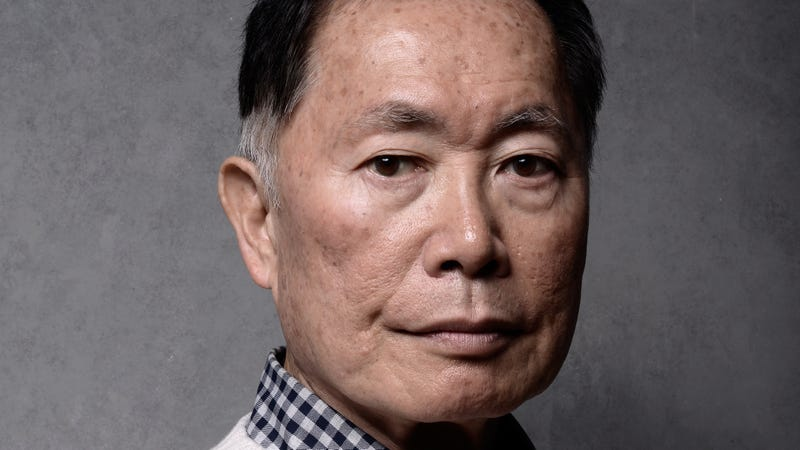 "Illustration for article titled George Takei says, ""I wish him peace,"" after accuser walks back sexual assault claim"