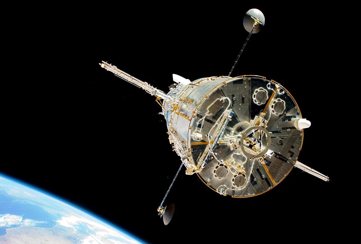 hubble space telescope instruments - photo #18