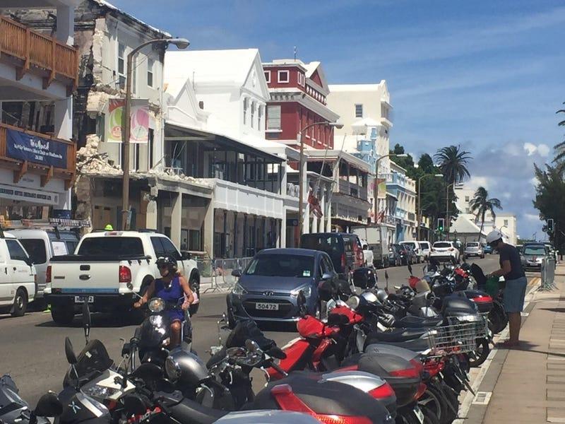 Pictured: Bermuda
