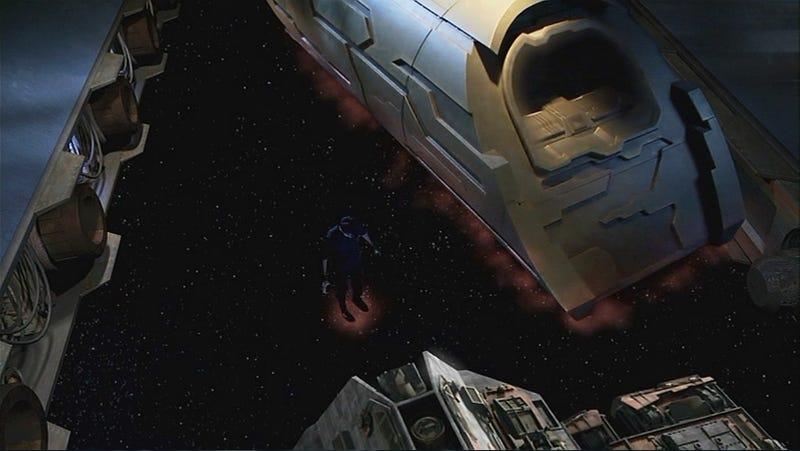 Illustration for article titled Stargate: Atlantis Rewatch - Season 4, Episode 5Travelers& Episode 6Tabula Rasa