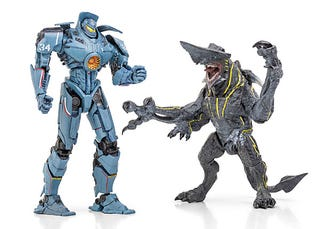 Illustration for article titled Pacific Rim Toys on ThinkGeek