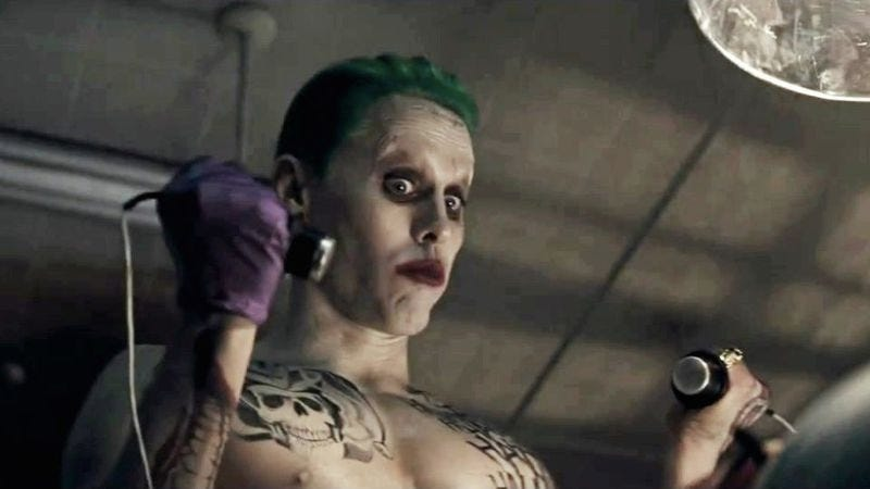 Illustration for article titled Jared Leto says he was tricked into playing the Joker