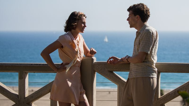 Woody Allen's Cafe Society