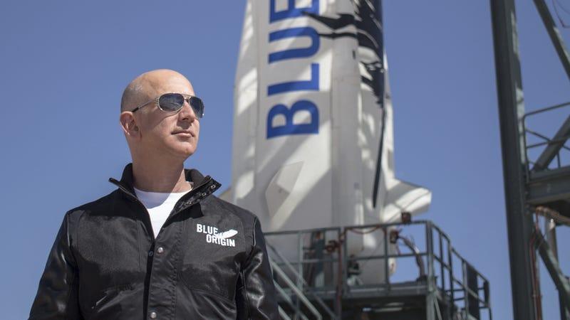 Jeff Bezos / Blue Origin