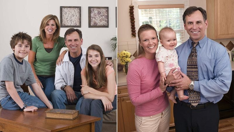 Study Finds More Americans Waiting To Start Secret Second Families Until Later In Life