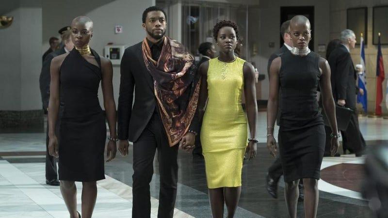 Black Women Are Black Panther's Mightiest Heroes