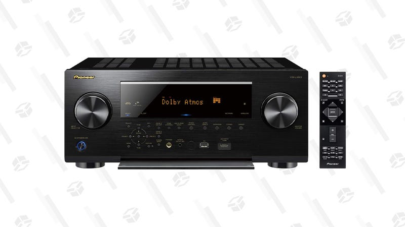 Pioneer 9.2 Channel A/V Receiver | $500 | Amazon