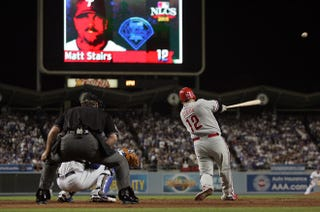 Illustration for article titled Matt Stairs  Enters the Pantheon of Philadelphia's Portly Sports Heroes