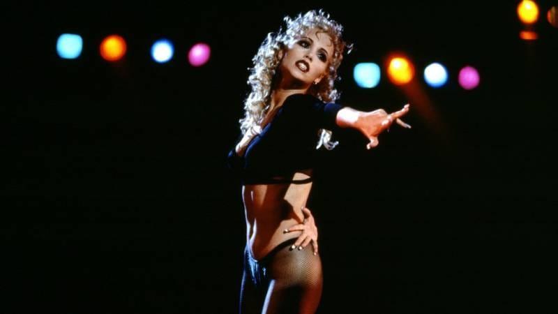 Elizabeth Berkely in Showgirls
