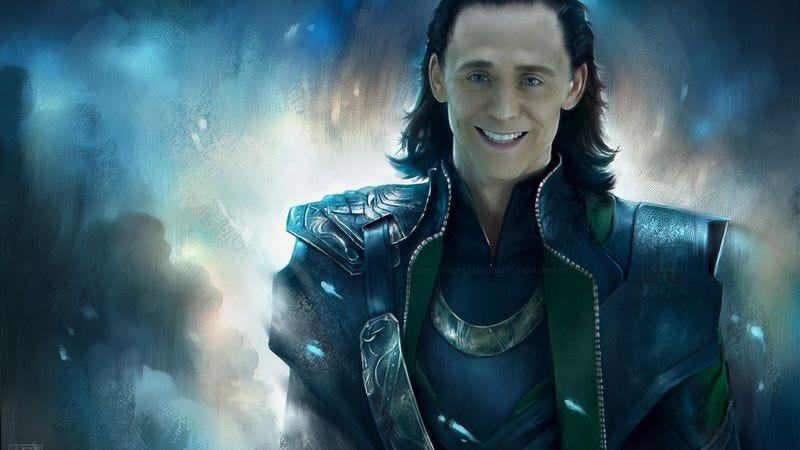 Illustration for article titled Loki: Brother Of Thor is two hours of unadulterated Hiddleston fandom