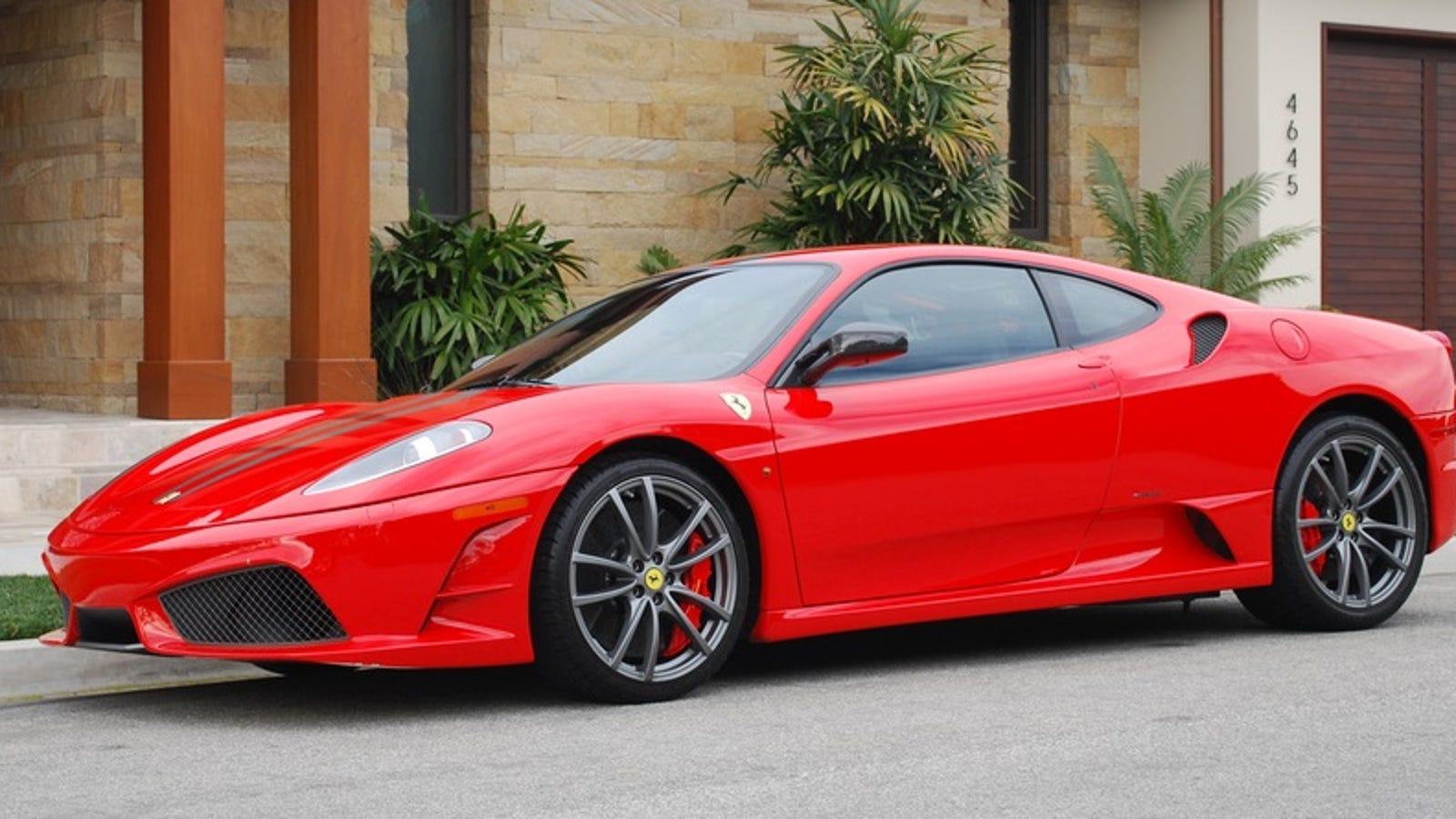 Ferrari 458 maintenance costs