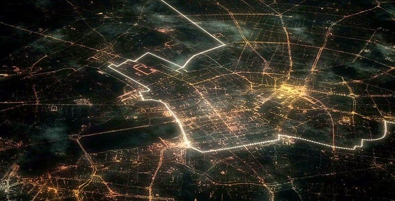 Illustration for article titled Berlín celebra 25 años de la caída del Muro con 8.000 globos de luz